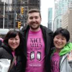 ピンクシャツデー2018