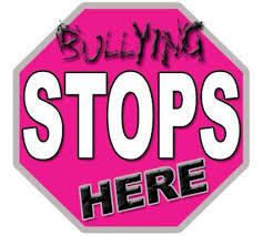 anti-bullying message board