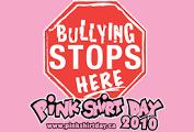 ピンクシャツデー2010年のロゴ