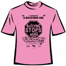 ピンクシャツデー2011年のロゴ