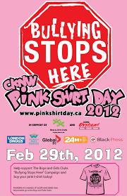 ピンクシャツデー2012年のロゴ