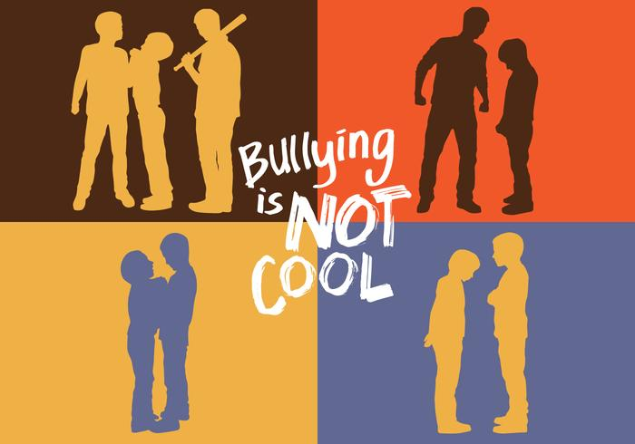 being bullied and bullies