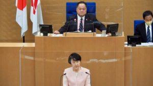 ピンクシャツデーいじめ反対運動に賛同しピンクシャツを着た横浜市議会のみなさま