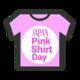 日本ピンクシャツデー